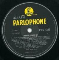 The Beatles Please Please Me Vinyl LP   Planet Earth Records
